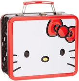 Hello Kitty Lunch Box Red Bow Metal Tin Case New Gifts sanlb0063