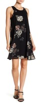 Dex Floral Printed Razorback Dress