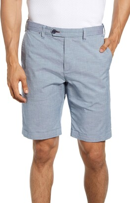 Ted Baker Slim Fit Melange Shorts