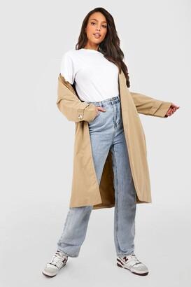 boohoo Tall Plain Cotton T-Shirt