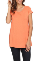 Chris & Carol Orange Burst Top