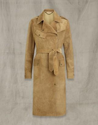 Belstaff Airdale 2.0 Suede Jacket