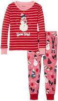 Hatley Snow Tired Pajama Set (Toddler/Little Kids/Big Kids)