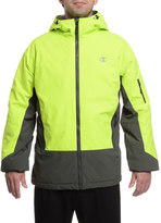 Champion Big & Tall Colorblock Synthetic Down Ski Jacket