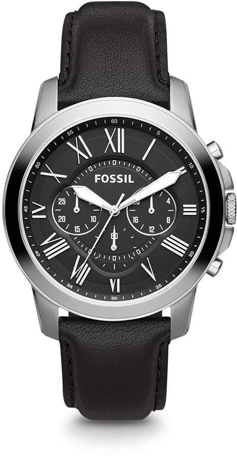 Fossil Men's FS4812 Grant Analog Display Quartz Watch
