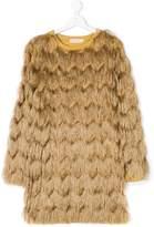 Andorine fringed dress