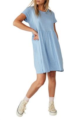 Cotton On Tina Babydoll T-Shirt Dress