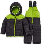 Weatherproof Heavyweight Snow Suit-Baby Boys