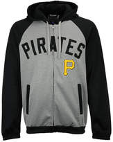 G-iii Sports Men's Pittsburgh Pirates Legend Hooded Track Jacket