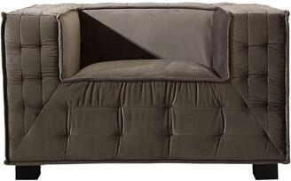 Chic Home Bryant Grey Club Chair