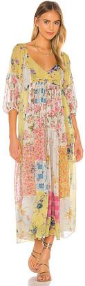 LoveShackFancy Roslyn Dress