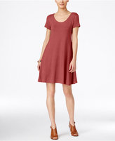 Style&Co. Style & Co Petite Short-Sleeve A-Line Dress, Only at Macy's
