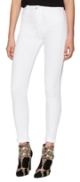 Thomas Wylde Lavender Cotton Skinny Jean