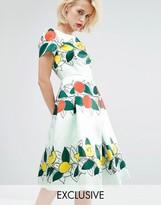 Horrockses Lucille Midi Dress