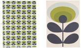 Orla Kiely '70s Flower Tea Towels - Set of 2