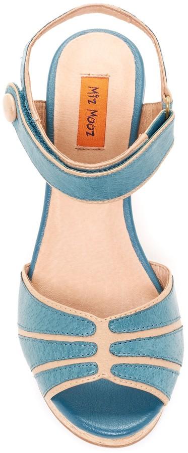 Miz Mooz Corbin Platform Heel Sandal