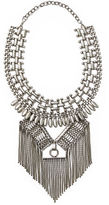 Ralph Lauren Fringed Chain Necklace
