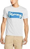 Money Clothing Men's Sticker Tee T-Shirt