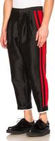 Haider Ackermann Dropped Crotch Trousers