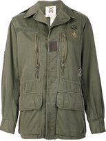 Figue 'Fall in Love' military jacket