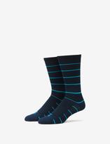 Tommy John Nick Stripe Performance Dress Sock