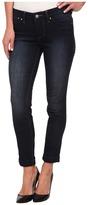 Jag Jeans Erin Cuffed Ankle Knit Denim in Dark Whale