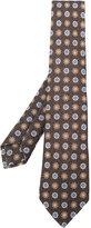 Kiton printed tie - men - Cashmere - One Size