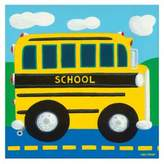 Oopsy Daisy Fine Art For Kids School Bus Canvas Wall Art