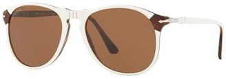 Persol Unisex Po6649sm 55Mm Polarized Sunglasses