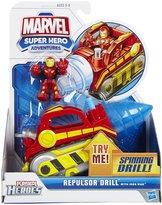 Iron Man Super Hero Repulsor Drill with