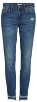 BP Women's Step Hem Skinny Jeans
