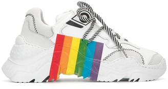No.21 Billy Pride low-top sneakers