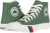 Pro-Keds Pro Keds Royal Hi Canvas Only NY (Myrtle Green) Shoes