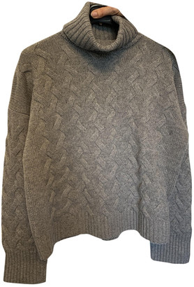 Iris von Arnim Grey Cashmere Knitwear for Women