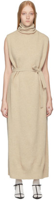 Lemaire Beige Tube Dress