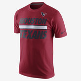 Nike Team Stripe (NFL Texans) Men's T-Shirt