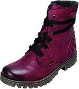 Rieker Women Ankle Boots red, 78524-35