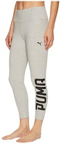 Puma Style Swagger 3/4 Leggings Women's Workout
