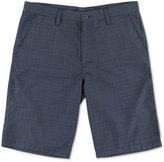 O'Neill Men's Delta Plaid Chino Shorts