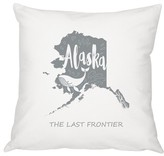 Cathy's Concepts My State Accent Pillow