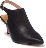 Corso Como Dionna Pointed Toe Leather Pump
