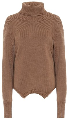 Monse Merino wool turtleneck sweater