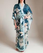 Carine Gilson Jardin D'Eden Kimono