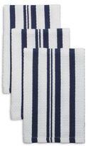 Sur La Table Striped Dishcloths, Set of 3