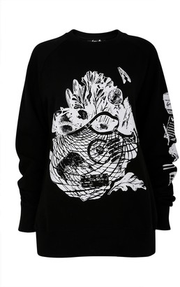 Gung Ho Action Sweatshirt