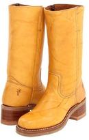 Frye Campus 12 R (Banana Leather) - Footwear