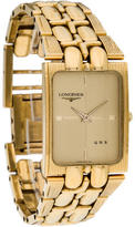Longines QWR Watch