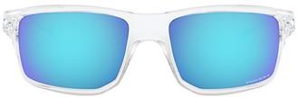 Oakley Oo9449 Polished Clear Sunglasses