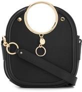 See by Chloe ring handle cross body bag