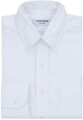 Thom Browne Three Stripe Oxford Shirt